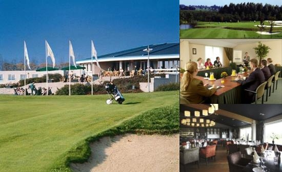 Hampshire Golfhotel Waterland photo collage