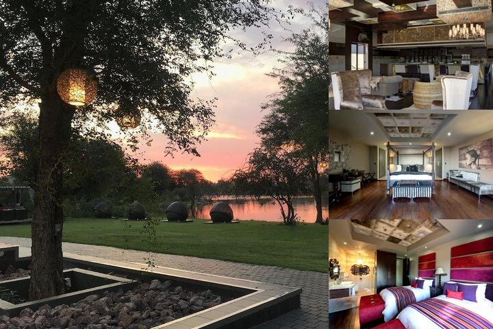 Palala Boutique Game Lodge & Spa photo collage