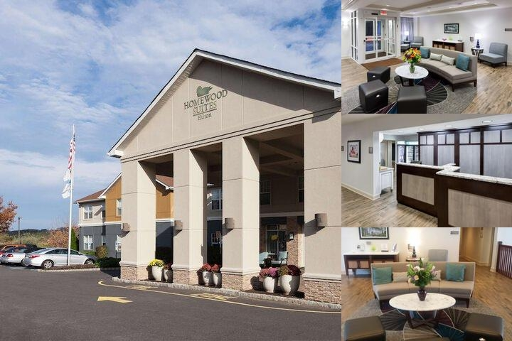 Homewood Suites by Hilton Mahwah photo collage
