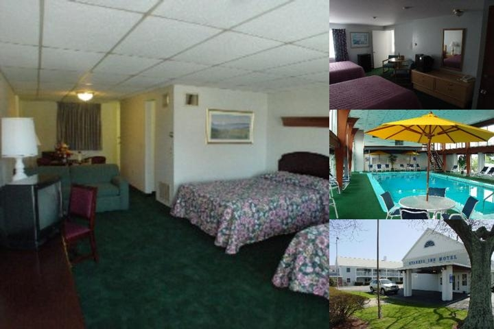 Hyannis Inn Hotel photo collage