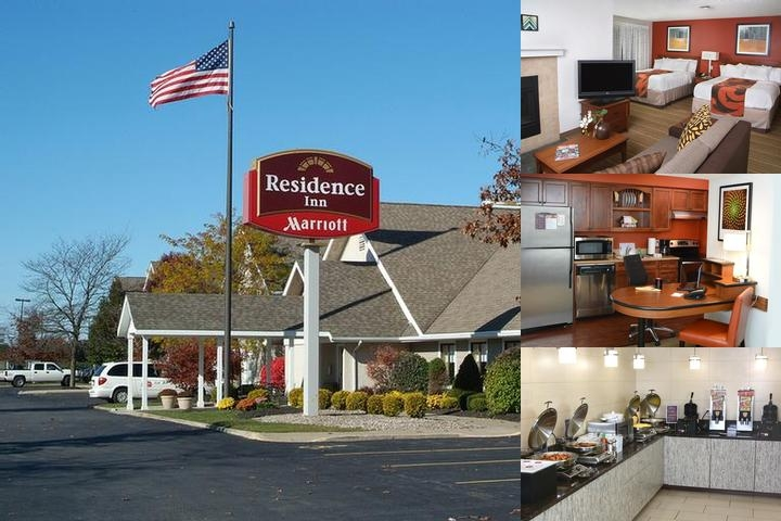 Residence Inn Buffalo Amherst photo collage