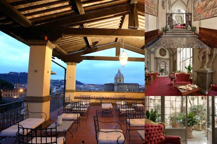 Palazzo Magnani Feroni All Suites photo collage