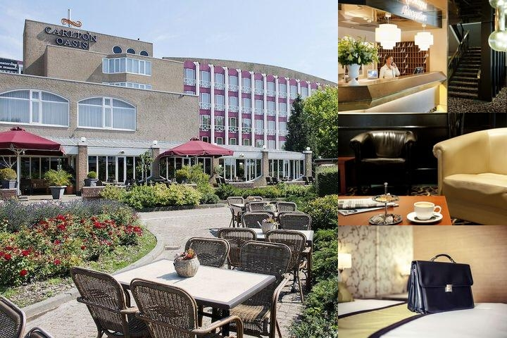 Carlton Oasis Hotel photo collage
