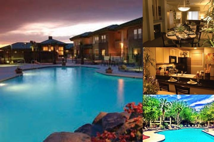Scottsdale Resort & Spa With Athletic Club photo collage