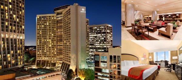 Hilton Atlanta Atlanta Ga 255 Courtland Ne 30303