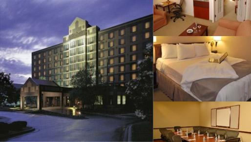 Guesthouse Inn & Suites Bloomington photo collage