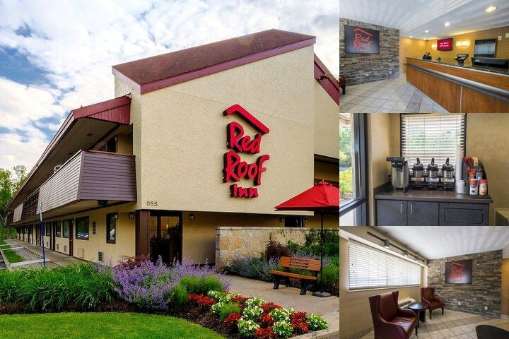 Red Roof Inn Parsippany photo collage