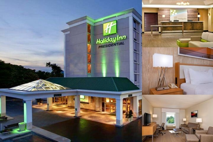 Holiday Inn Presidential photo collage