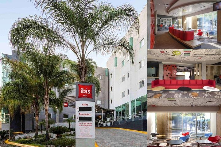Ibis Guadalajara Expo photo collage