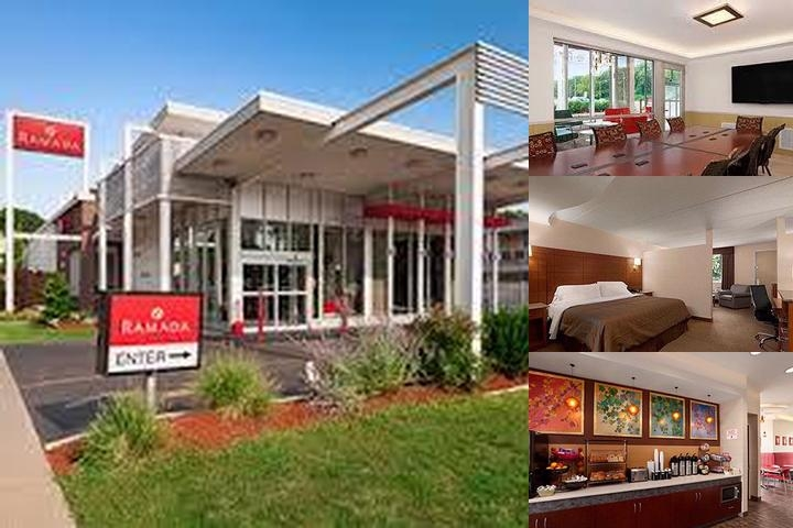 Ramada Rockville Centre photo collage