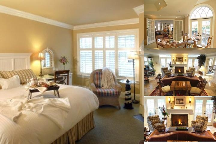 Harbour House Hotel photo collage
