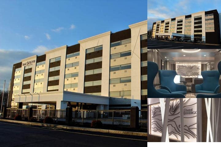 Hotel Indigo Harrisburg Hershey photo collage