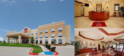 Comfort Suites Pflugerville North Austin photo collage