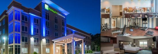 Holiday Inn Express & Suites Norwood Boston Area photo collage