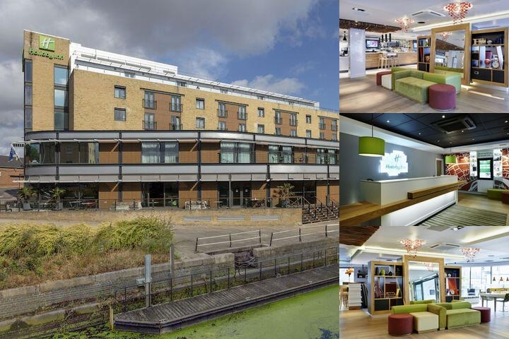 Holiday Inn Brentford Lock photo collage