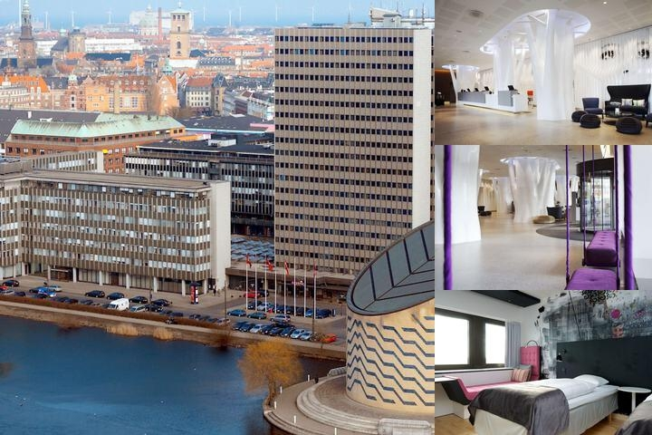 Scandic Copenhagen photo collage