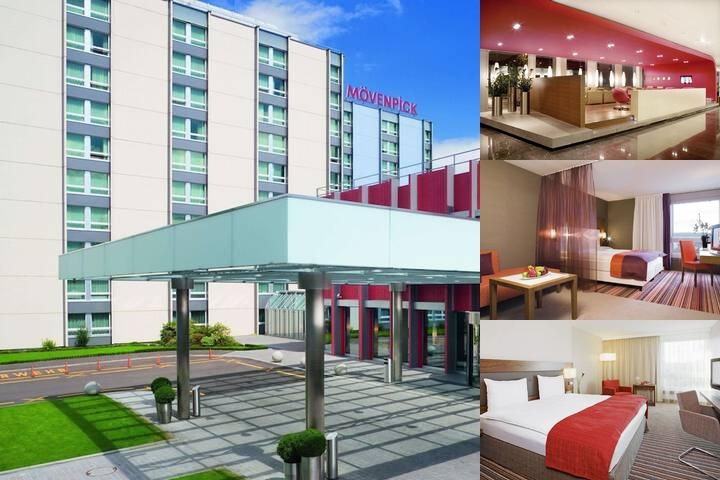 Movenpick Hotel Zuerich Airport photo collage