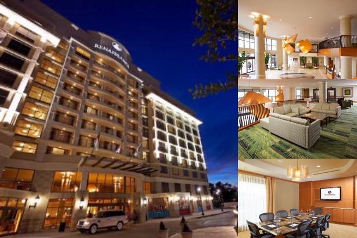 RENAISSANCE RALEIGH NORTH HILLS HOTEL - Raleigh NC 4100 ...