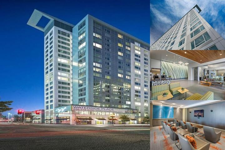 Global Luxury Suites at Boston Harbor photo collage