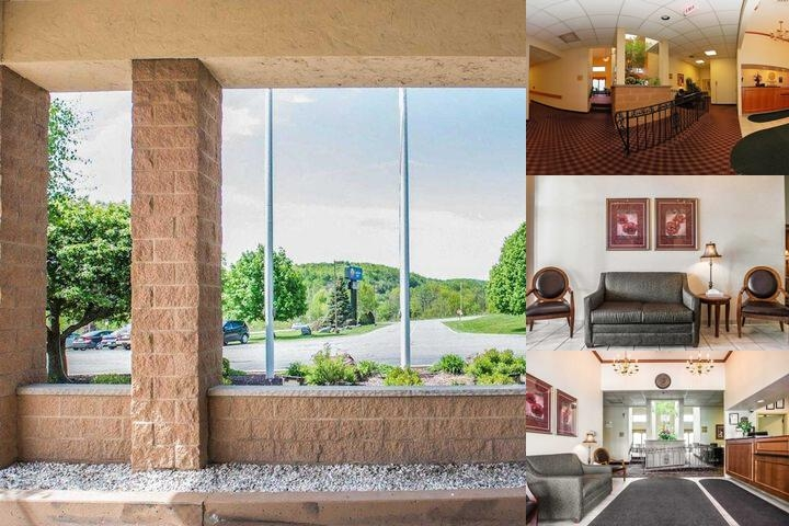 Comfort Inn Pocono Lakes Region photo collage