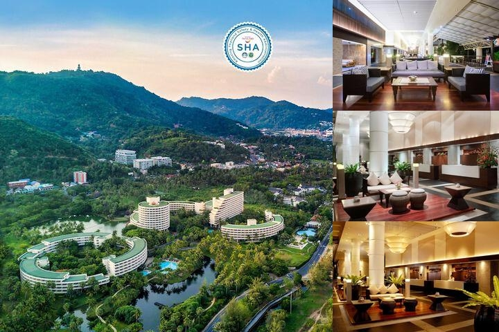 Hilton Phuket Arcadia Resort & Spa photo collage
