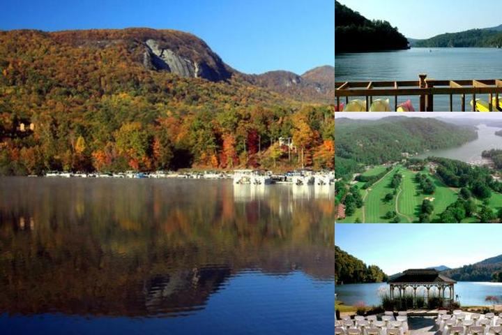 Rumbling Bald Resort photo collage