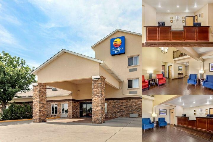 Comfort Inn Greeley photo collage