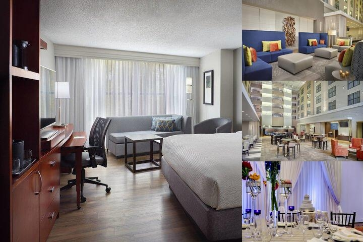 Courtyard by Marriott Atlanta Decatur Downtown / Emory photo collage