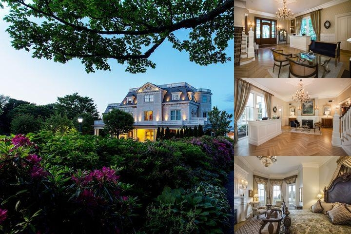 The Chanler at Cliffwalk photo collage