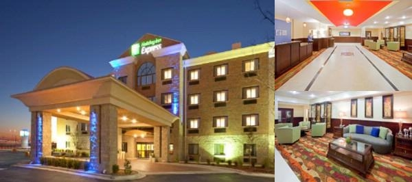 Holiday Inn Express West photo collage