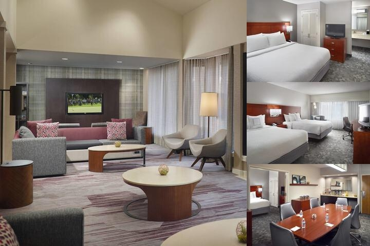 Courtyard Marriott Atlanta Airport North photo collage