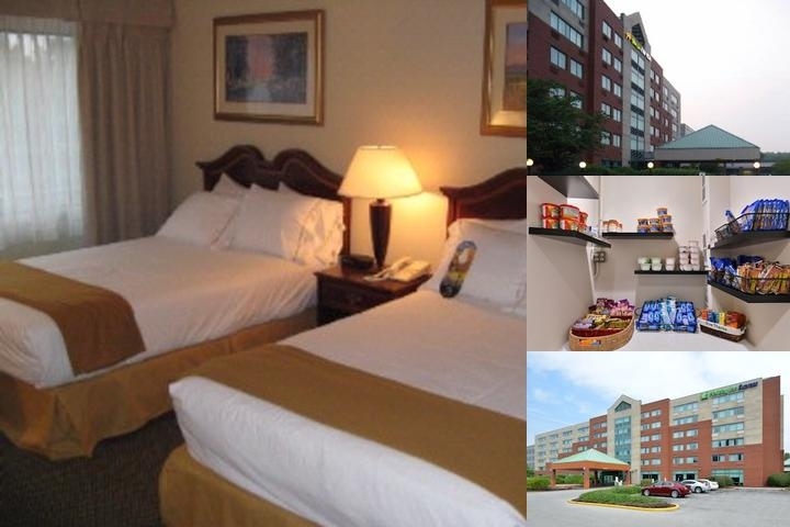 Holiday Inn Express Riverport photo collage