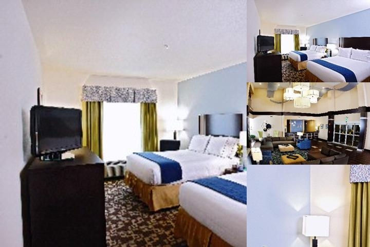 Holiday Inn Express & Suites Atlanta Airport West Camp Creek photo collage