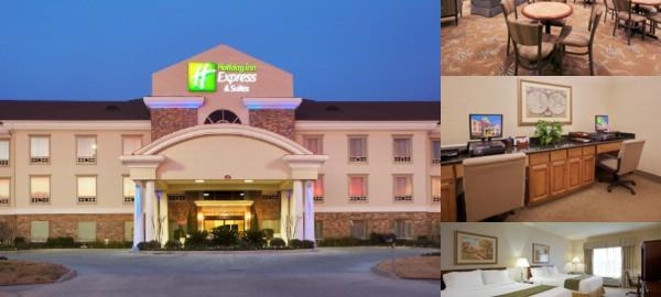 Holiday Inn Express & Suites Conroe photo collage