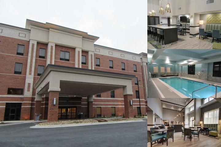 Hampton Inn & Suites Knightdale Raleigh photo collage