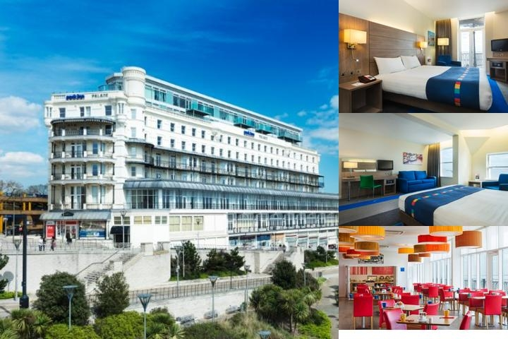 Park Inn by Radisson Palace Southend on Sea photo collage