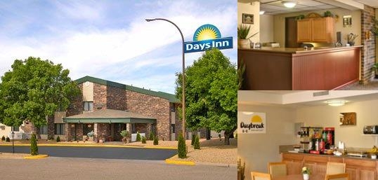 Fort Collins Days Inn photo collage