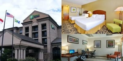 Holiday Inn Express of Boone photo collage