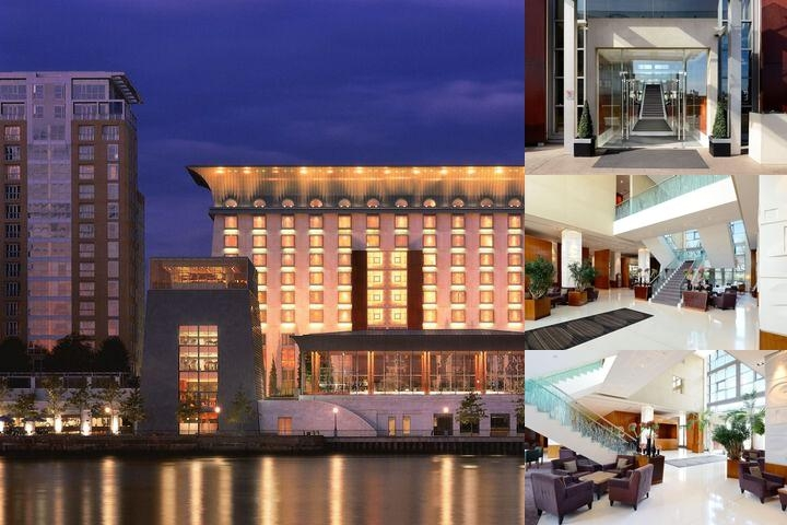 Canary Riverside Plaza Hotel photo collage