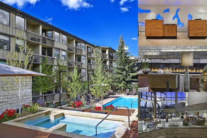 Westin Snowmass Resort photo collage