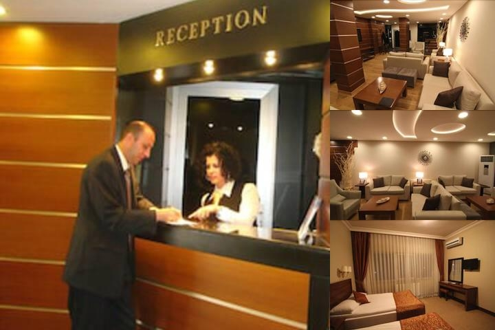 Ankyra Otel photo collage