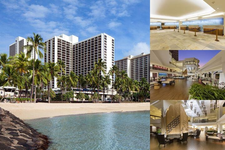 Waikiki Beach Marriott Resort & Spa photo collage