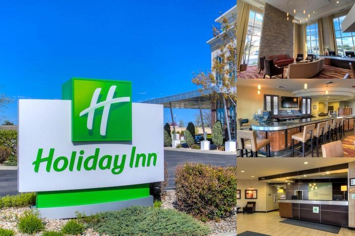 Holiday Inn Boise Airport photo collage