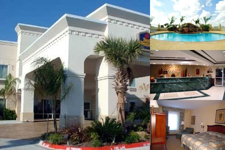 Best Western Tropic Inn photo collage