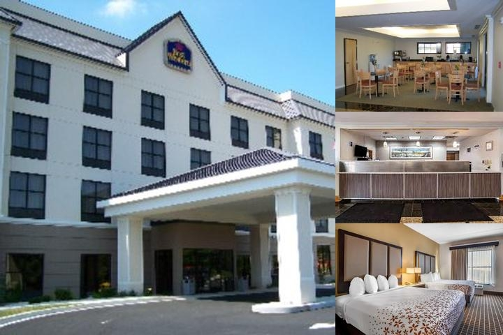 Best Western North East Inn Photo Collage