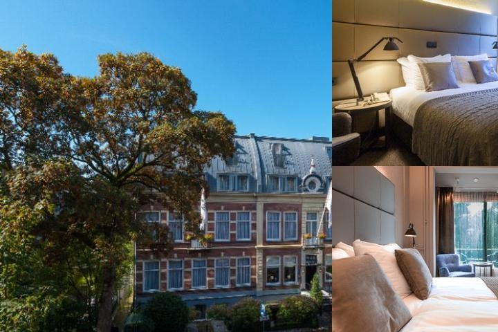 Malie Hotel Utrecht photo collage