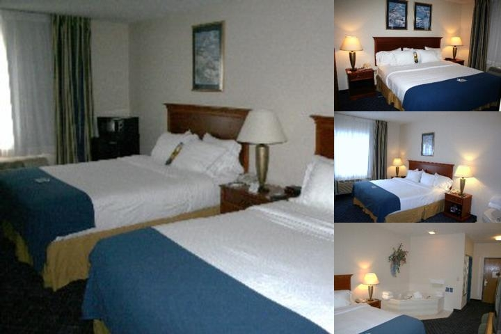Holiday Inn Express La Porte 2 Queen Size Room