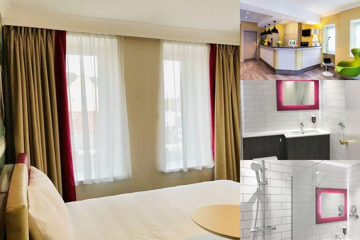 Ibis Styles Reading Oxford Rd photo collage
