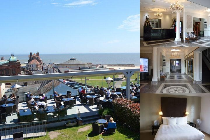 The Cliff Hotel photo collage