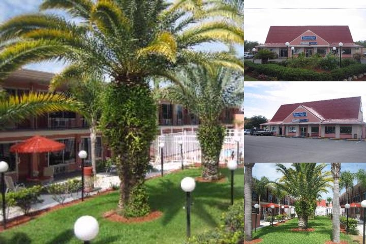 Travelodge Port Richey photo collage